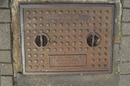 Lifting Manhole Covers And Inspection Chamber Covers